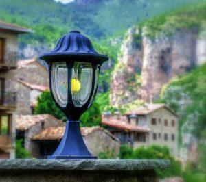 Twoją uwagę wzbudziły nowoczesne lampy ogrodowe?